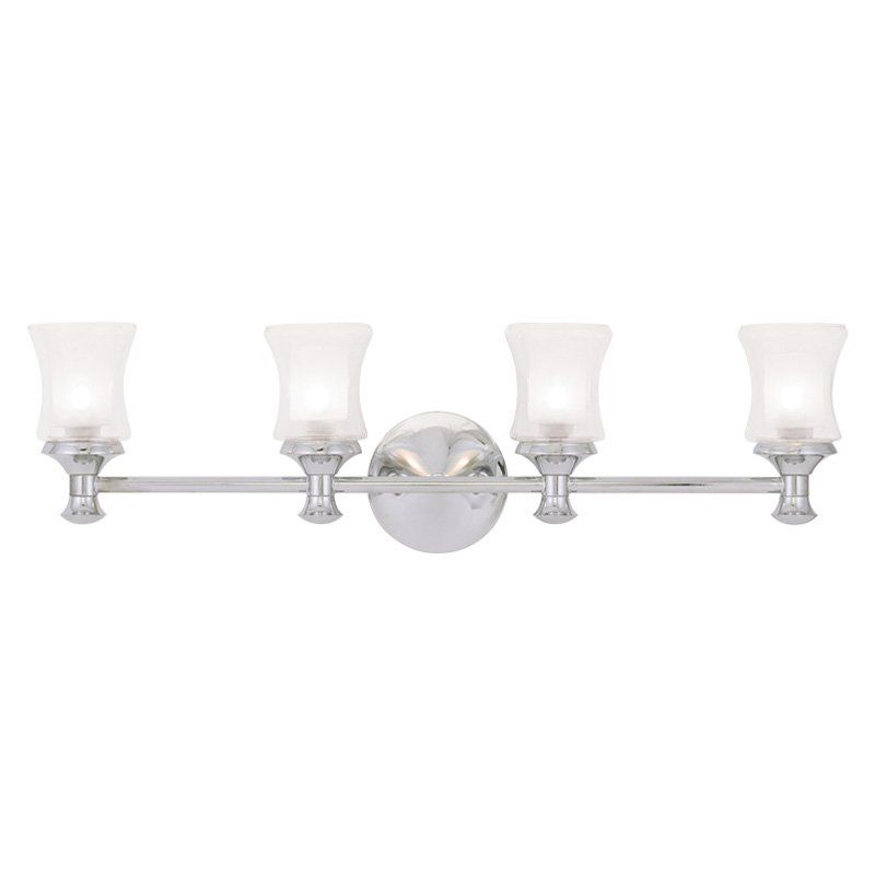 Livex Randolph 1464 Bathroom Vanity Light - 1464-