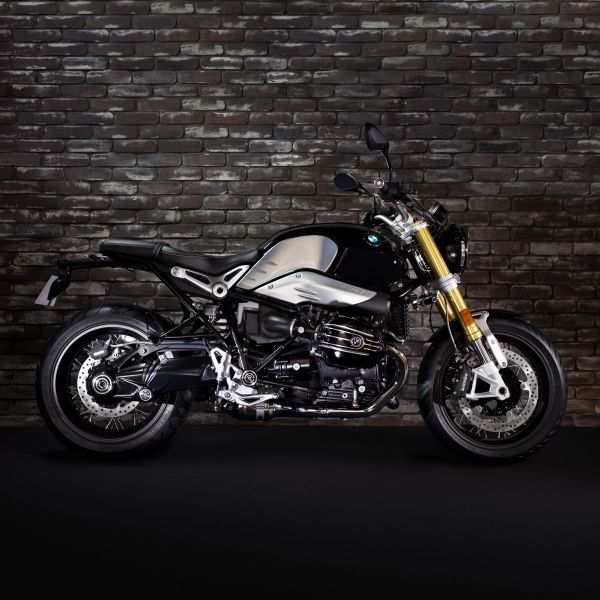 bmw motorrad accessoires machined pour les bmw r ninet moto pinterest. Black Bedroom Furniture Sets. Home Design Ideas