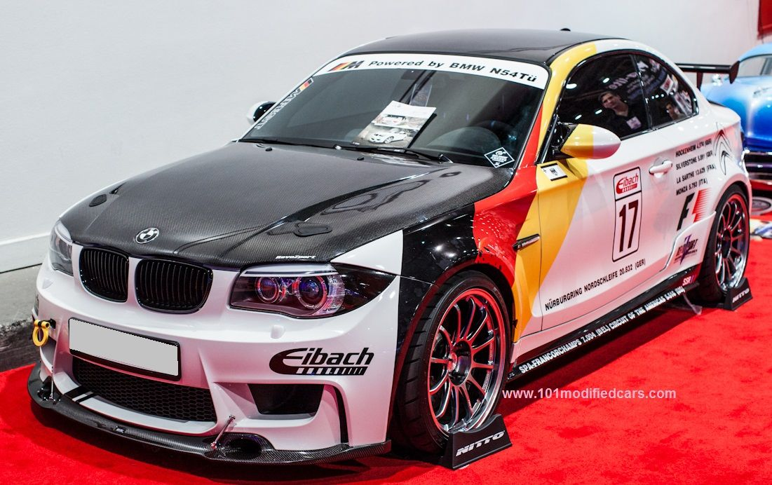 Modified Bmw 1 Series M Coupe E82 Http Www 101modifiedcars Com