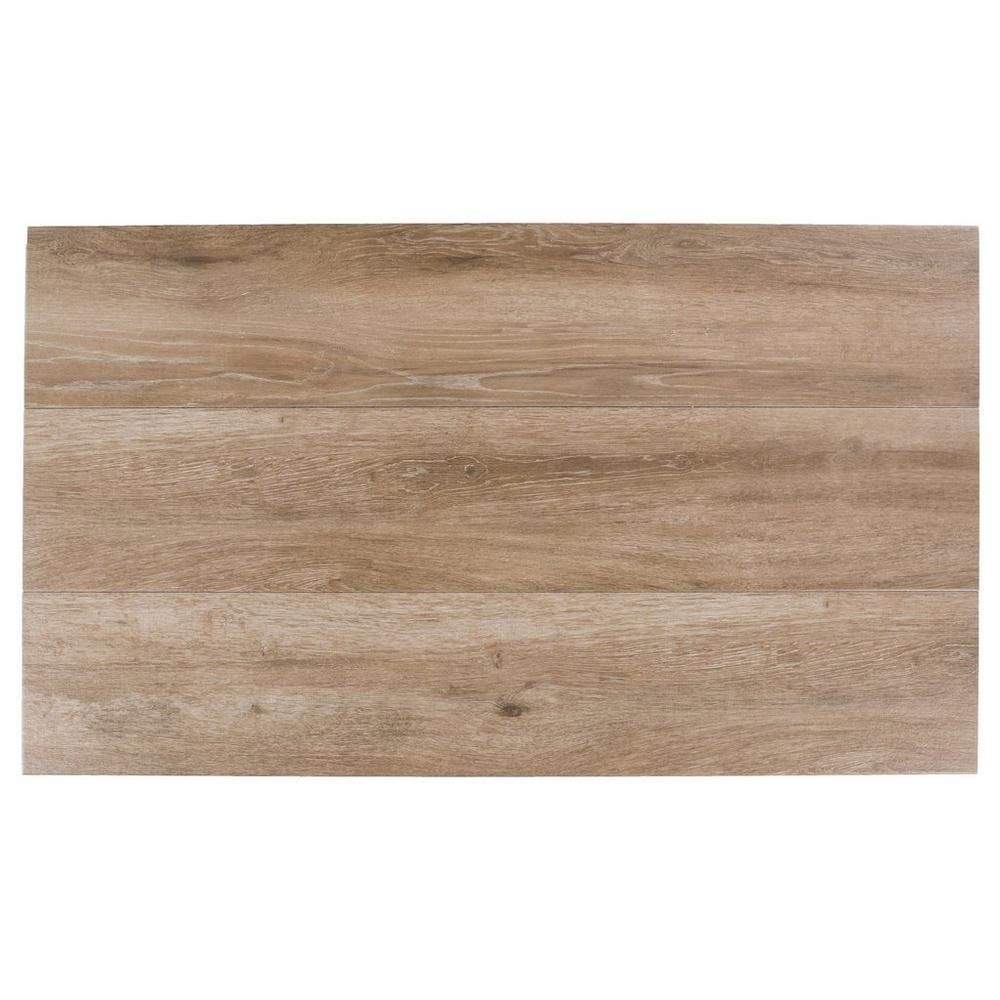 Floor And Decor Wood Tile Truewood Cream Wood Plank Porcelain Tile  Wood Planks Porcelain