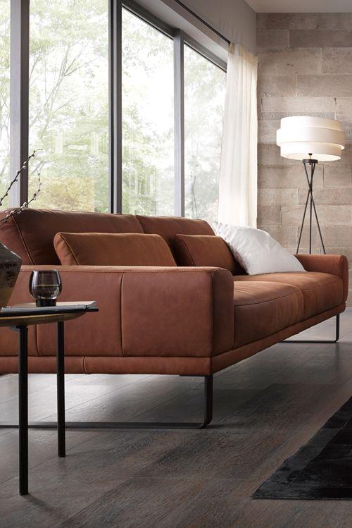 Mit Sitztiefenverstellung noch gemütlicher Global Amadora Mehr - gemütliches sofa wohnzimmer