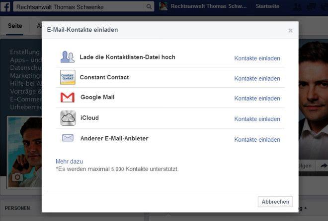 Fanpage-Einladungen, Direktmarketing und Adressengenerierung | Rechtliche Stolperfallen im Facebook Marketing Teil 14 - Mehr Infos zum Thema auch unter http://vslink.de/internetmarketing