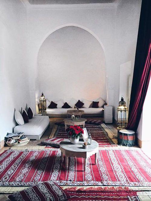 Decoración Árabe o Marroquí: ¡TODAS sus claves! | Pinterest ...