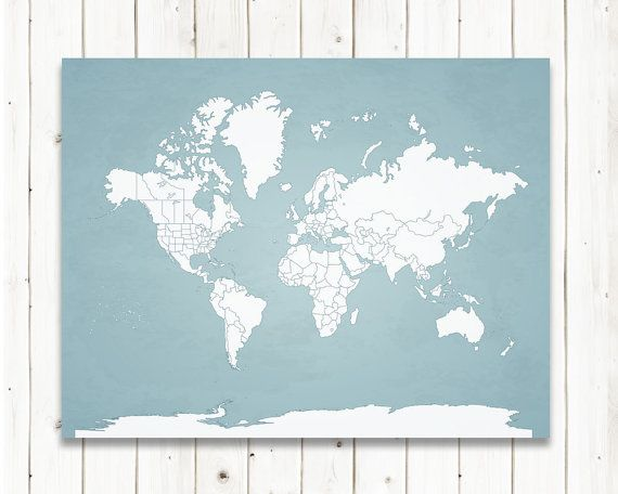 This would be awesome to hang up and color in all the places you this would be awesome to hang up and color in all the places you have traveled world map posterhoneymoon gumiabroncs Images