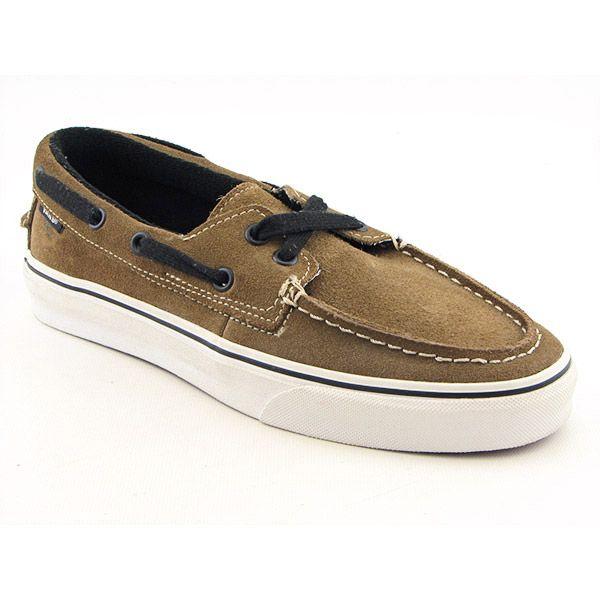 vans zapato mens boat shoes