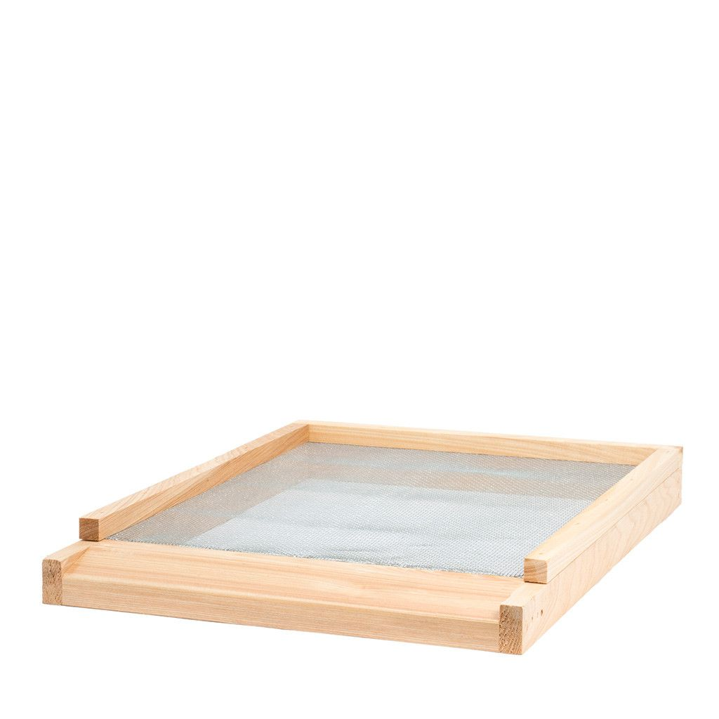 How to make a moisture quilt for a langstroth hive honey - Screened Bottom Board For Langstroth Hive Constructed From Kiln Dried Western Red Cedar Or Sugar Pine