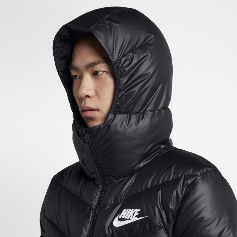 Sportswear Windrunner Down Fill Men's Hooded Jacket
