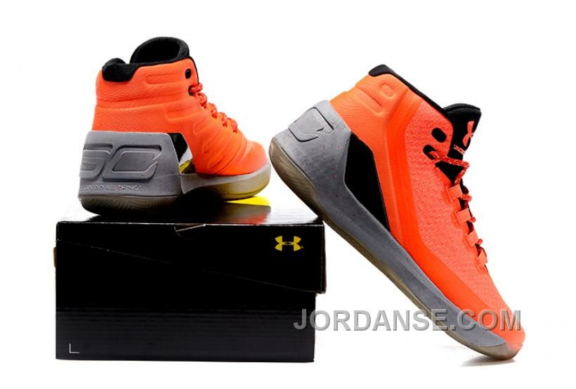 Under Armour Stephen Curry 3 Shoes Orange, Price: - Air Jordan Shoes, New Jordan  Shoes, Michael Jordan Shoes