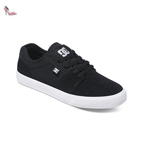 DC Shoes Mikey Taylor Vulc, Zapatillas para Hombre, Azul (Navy/Red), 40 EU