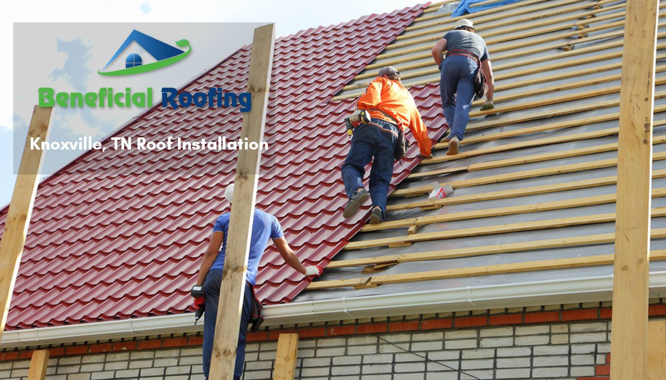 Voted Best Knoxville Roofing Company Roof Installation Roof