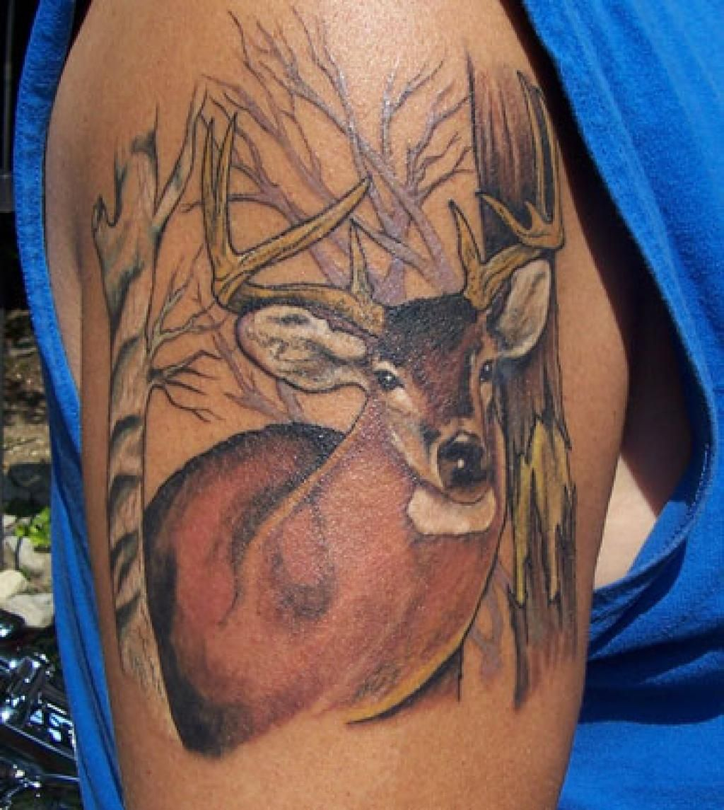 25 fantastic hunting tattoos creativefan tattoos pinterest 25 fantastic hunting tattoos creativefan biocorpaavc Images