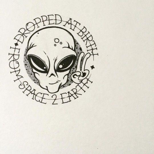 aliens exist tattoo ideas pinterest aliens tattoo ideas and tattoos henna. Black Bedroom Furniture Sets. Home Design Ideas