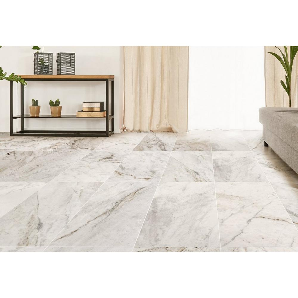 Bianco Orion Polished Marble Tile Polished Marble Tiles Tiles