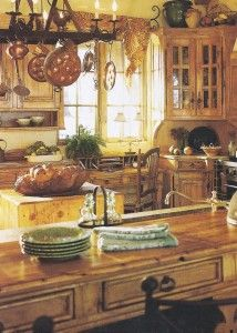 The Enchanted Kitchen Copper Kitchen Kitchen Cottage