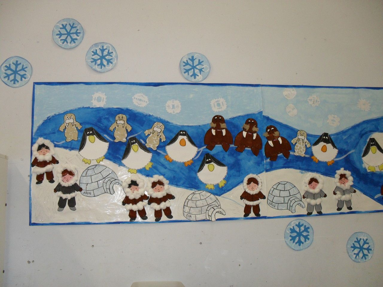 Pôle nord lesptitsbricoleurss jimdo page hiver pinterest