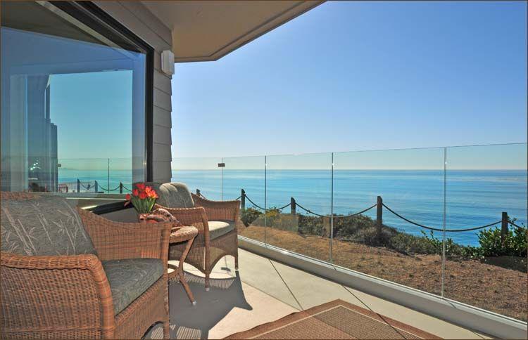 Attrayant Beach Views From Bedroom | San Diego Beach Condo Vacation Rental Oceanfront  Solana Beachfront Del .