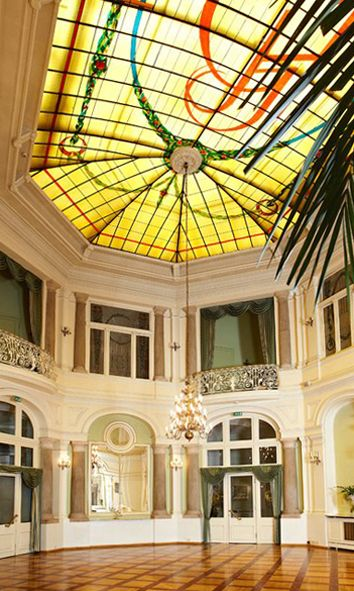 Sala Lustrzana Mirror Hall At Grand Hotel Krakow Poland Grandhotel Hotel Krakow Cracow Interiors Poland Www Grand Pl Hotel Krakow Krakow Grand Hotel