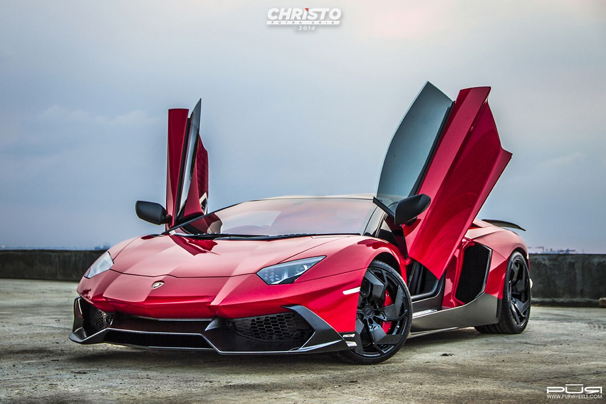 Lamborghini Aventador LP 720-4 50th Anniversario PUR RS05.V2