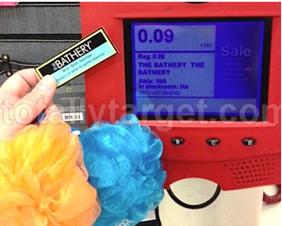 Target Bathery Mini Bath Sponges Just .09! Garden shop