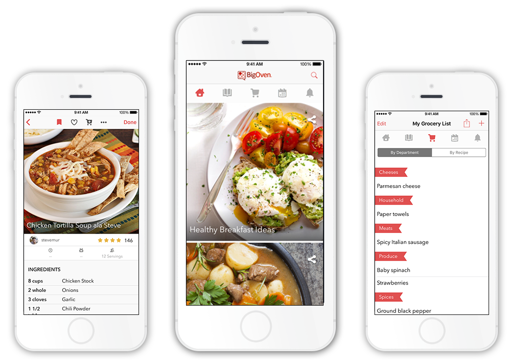 Bigovens free recipe apps are available for iphone android ipad bigovens free recipe apps are available for iphone android ipad nook windows forumfinder Gallery