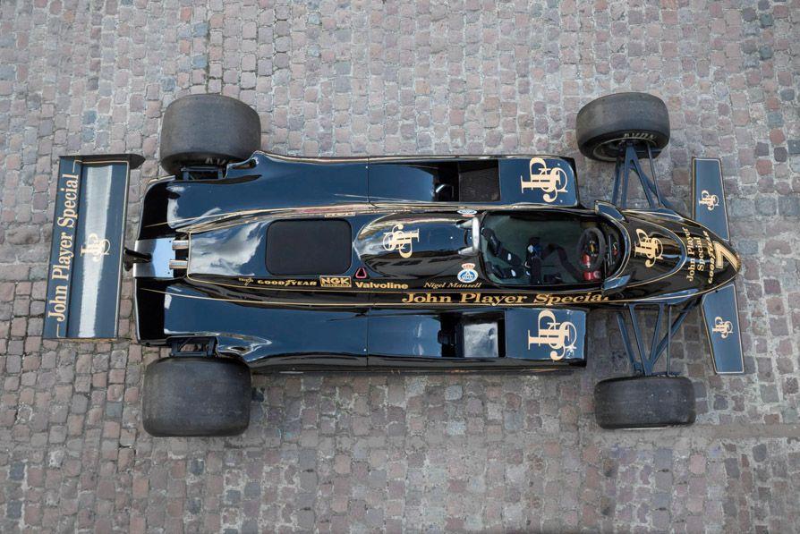 1982 Lotus 91