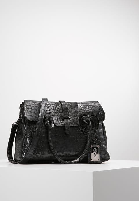 Accessoires Buffalo Sac à main - black noir: 59,95 € chez Zalando (
