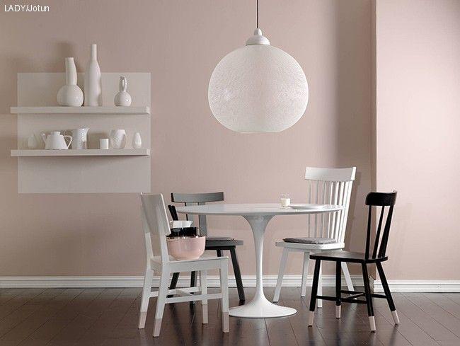 Hvordan male en stol eller to? LADY Inspirasjonsblogg