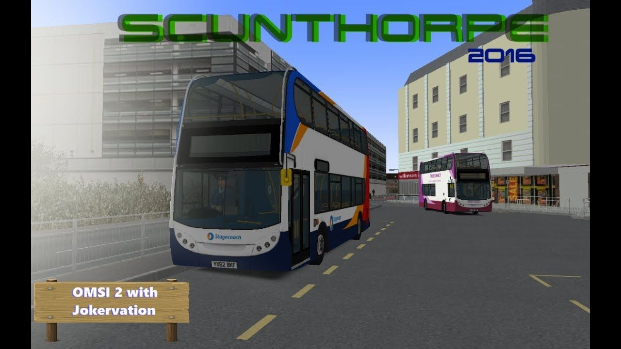 OMSI 2 with Jokervation | Scunthorpe 2016 | 31 | 400R London Citybus