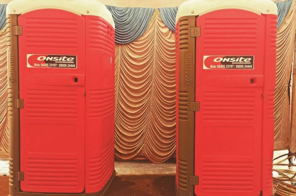 Myblok portable restrooms portable portable toilet