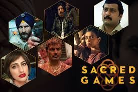 Sacred Games What You Can Watch On Netflix Indian Mumbai Show Crime