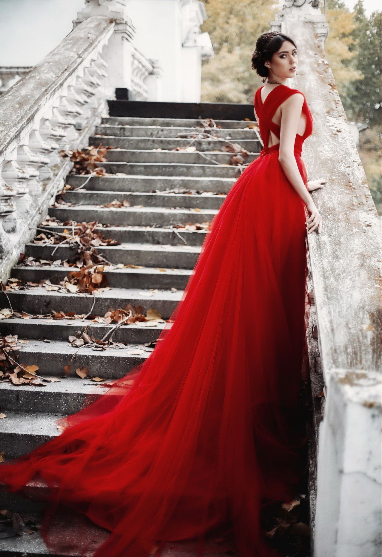Source: hear-the-voice-of-my-soul.tumblr.com | Red dresses ...