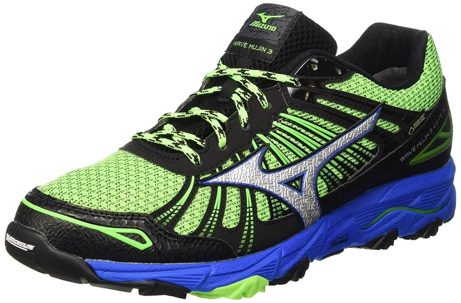aad9adc636ac Mizuno Wave Mujin 3 GTX | Running Shoes in 2019 | Running shoes for ...