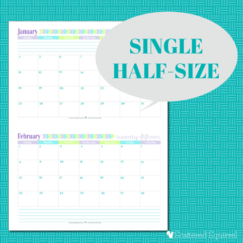 2015 Calendar Printables You Asked Im Answering Free Printable