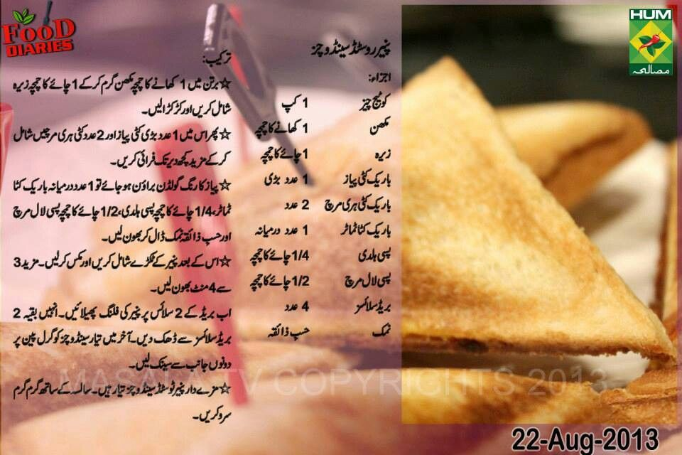 Rahat Cake Recipes In Urdu: Pakistani Recipes - In Urdu