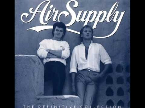Air Supply Montage I Made No Copyright Intended For Fun Not