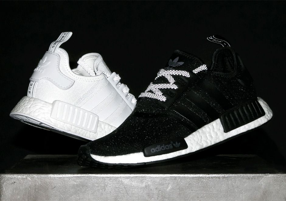 32db867cd The adidas NMD R1 Goes Reflective  thatdope  sneakers  luxury  dope   fashion  trending