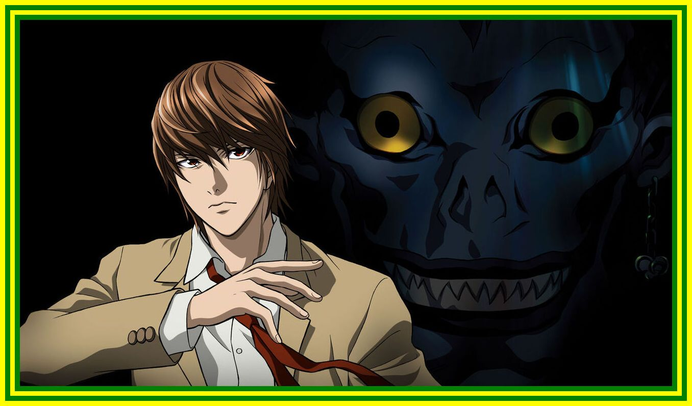 65 reference of light Yagami netflix in 2020 Death note
