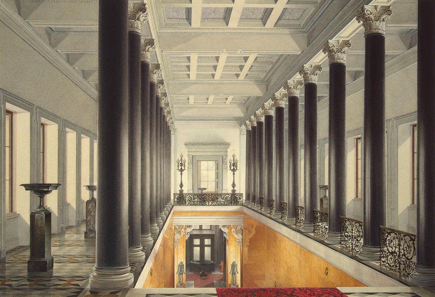 State Hermitage Museum - Saint Petersburg, Russia / Winter ...