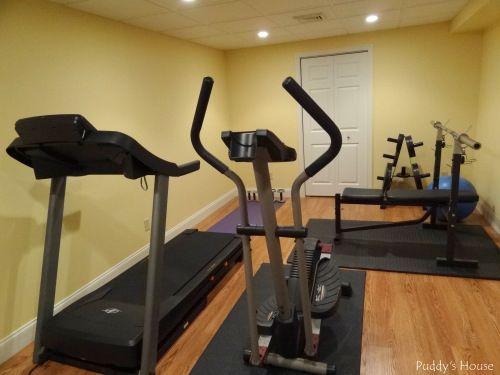 Create. Inspire. Enjoy. Basement Workout RoomWorkout ... & Workout room in finished basement | Basement transformation ...