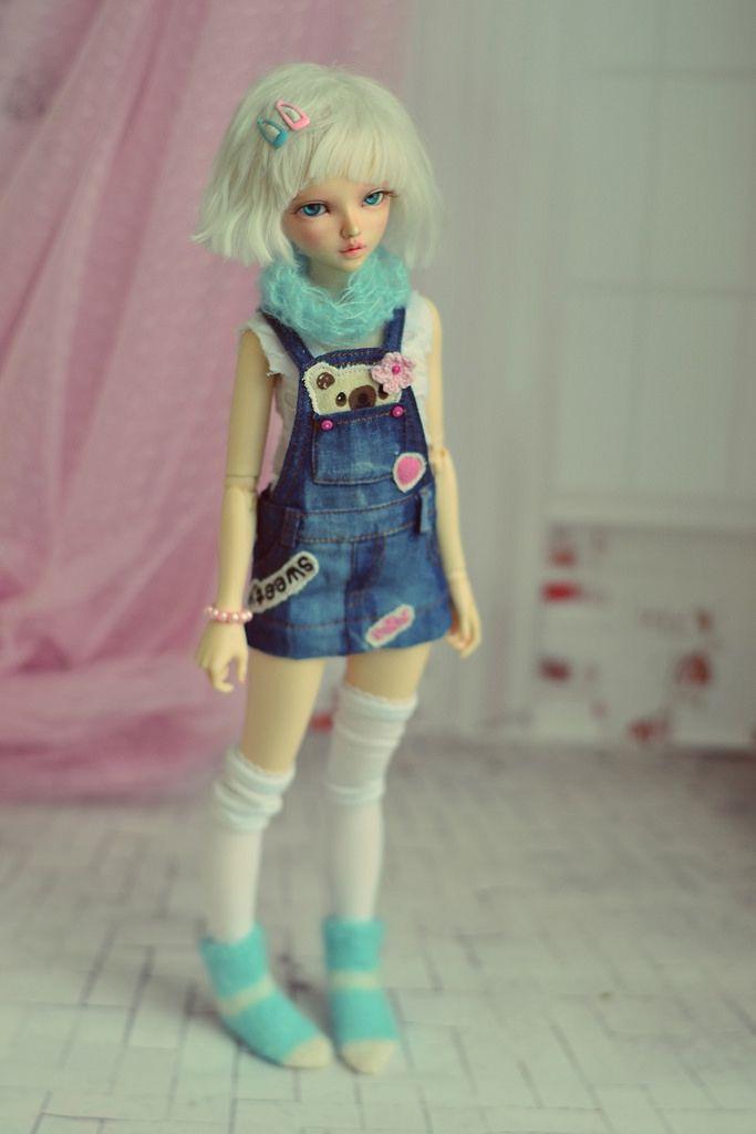 Minifee BJD (Chloe sculpt) by CandyDoll ♥