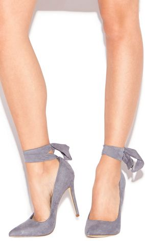20252770c34 Love these slate blue heels!