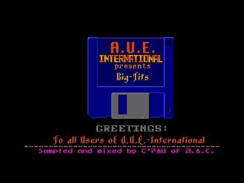 Big-Tits by A.U.E. and Bergedorf Atari Clan, 1987 | Atari ST Music Demo | 1080p/50fps - YouTube