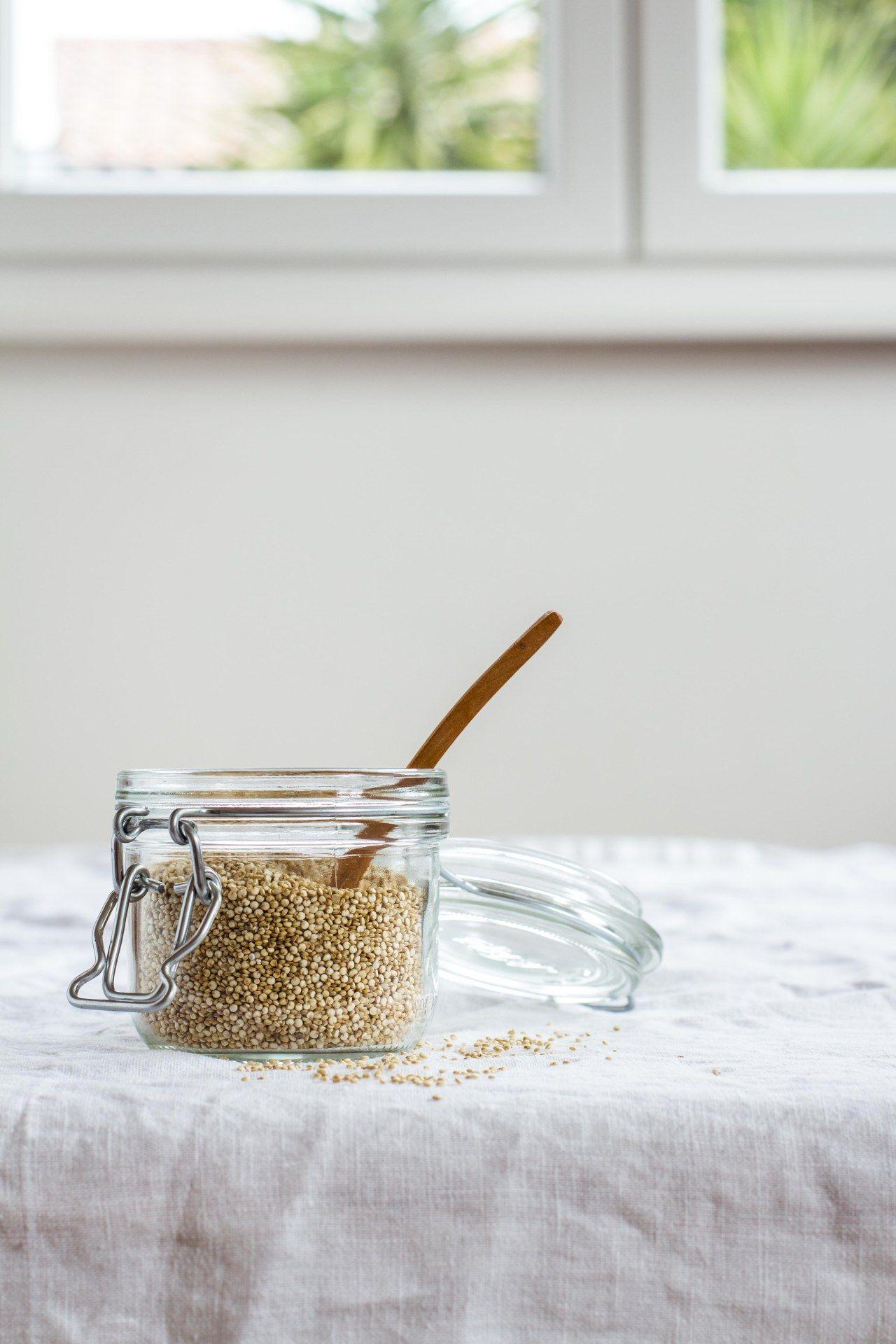 Quinoa Cocinar | Como Cocinar Quinoa Quinoa Food Photography And Recetas