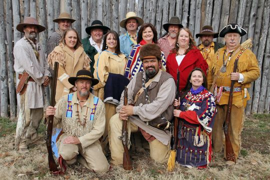 fort bridger men Jim bridger might rest in peace in independence, missouri, but you can still experience the wild and woolly mountain man era at the fort bridger rendezvous.