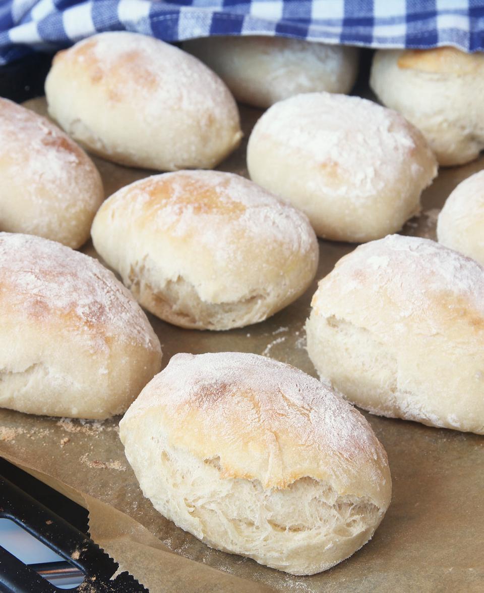 bröd recept frallor