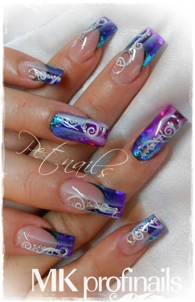 Pin by tonya moe on nails | Pinterest | Nice, Nail nail and Nail ...