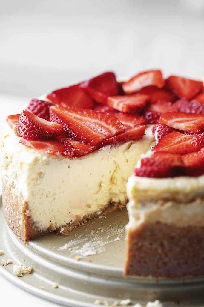 The Best Keto Cheesecake Recipe   Yummly