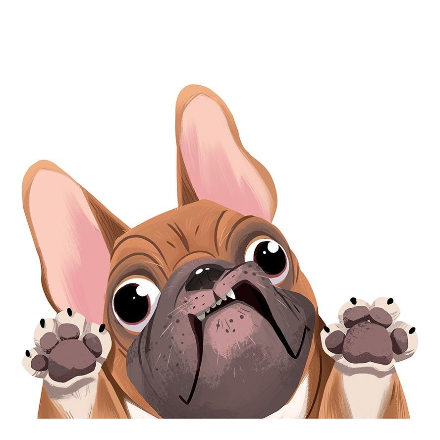 This French Bulldog Car Decal Cracks Me Up So Bad Love It