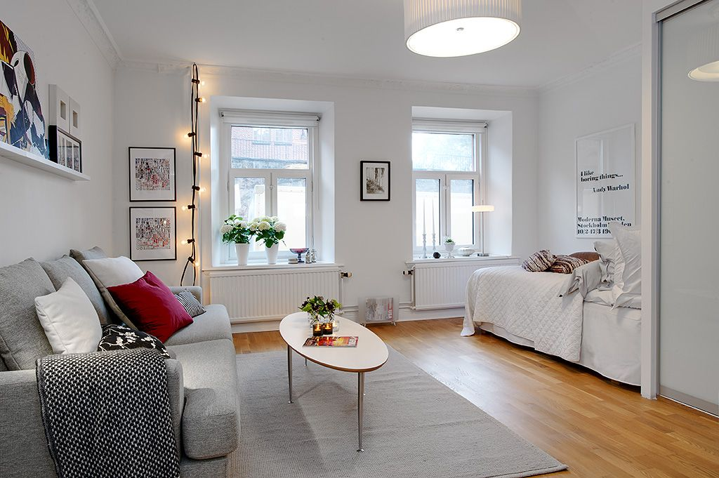 Perfect Decorating Ideas For Small Studio Apartment Ideas