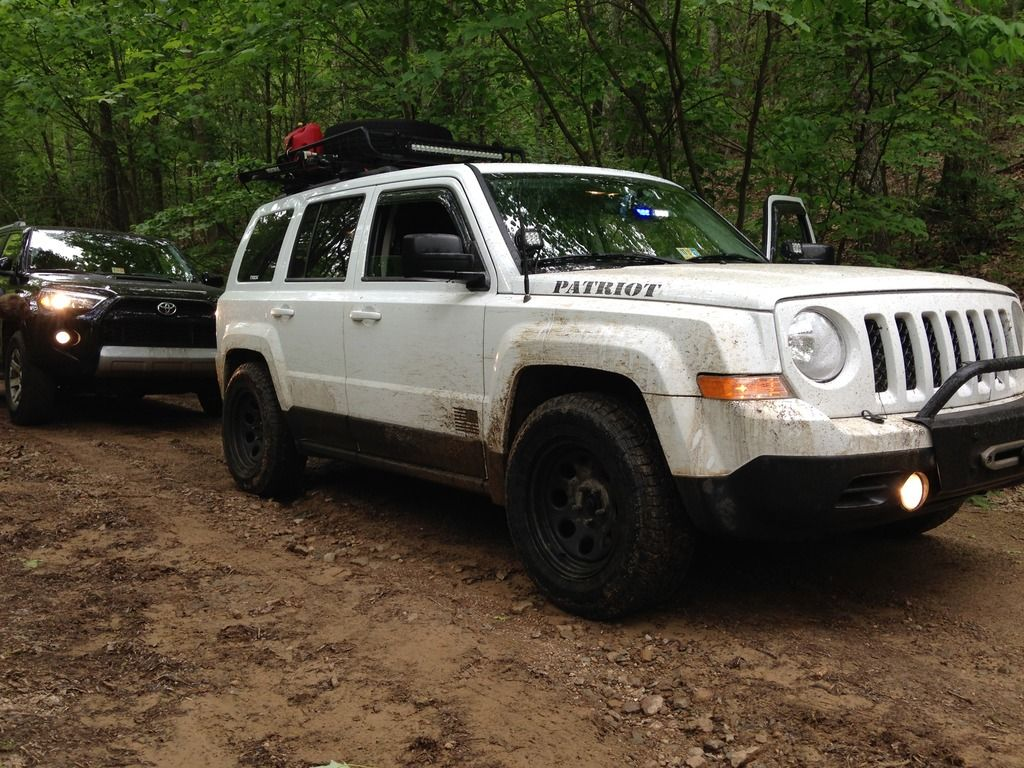 Jeep Patriot Forums Jeep Patriot Jeep Patriot Lifted Jeep